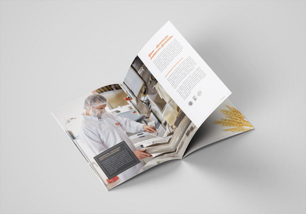 Güven Brot Imagebroschüre