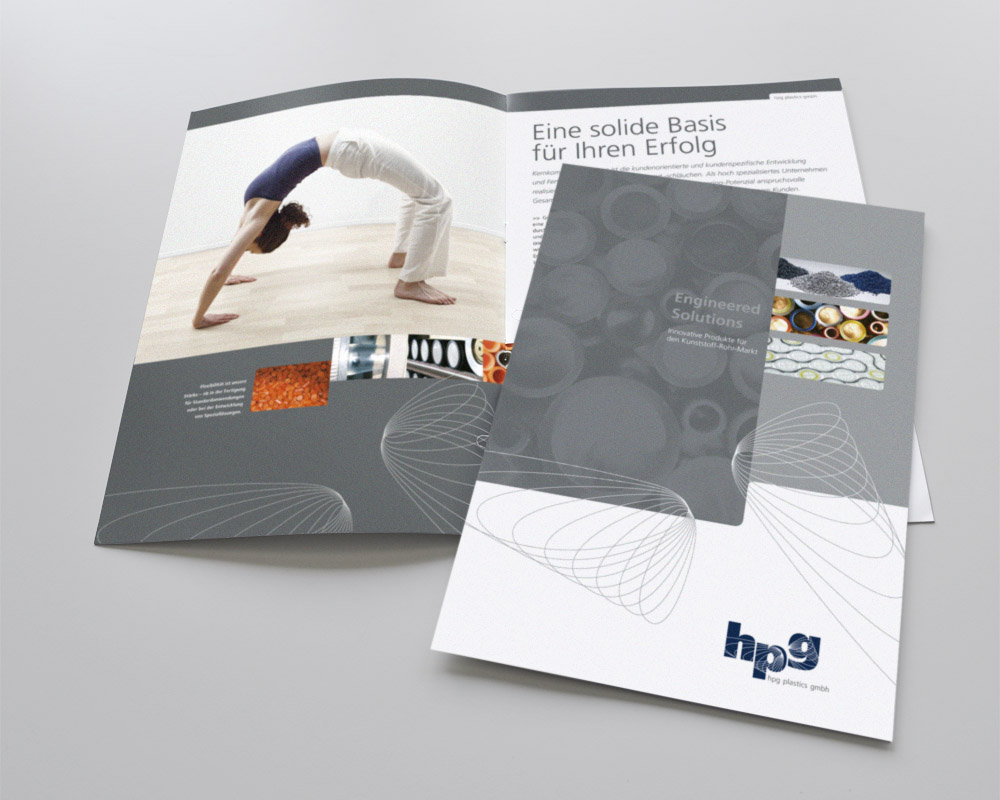HPG Imagebroschüre
