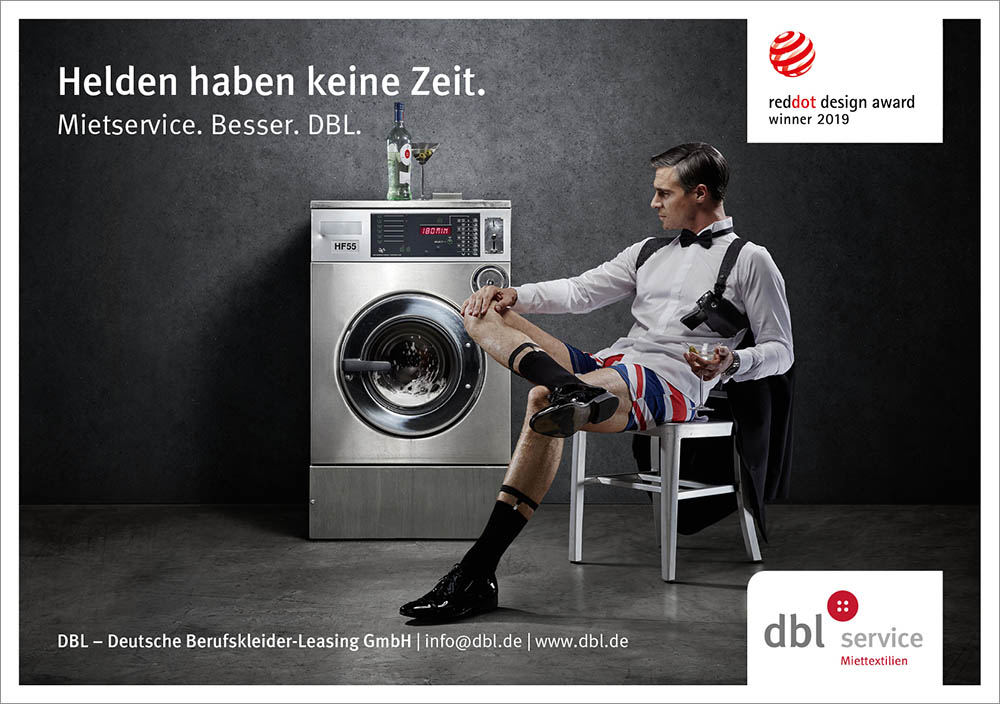 DBL Imagekampagne James Bond 007