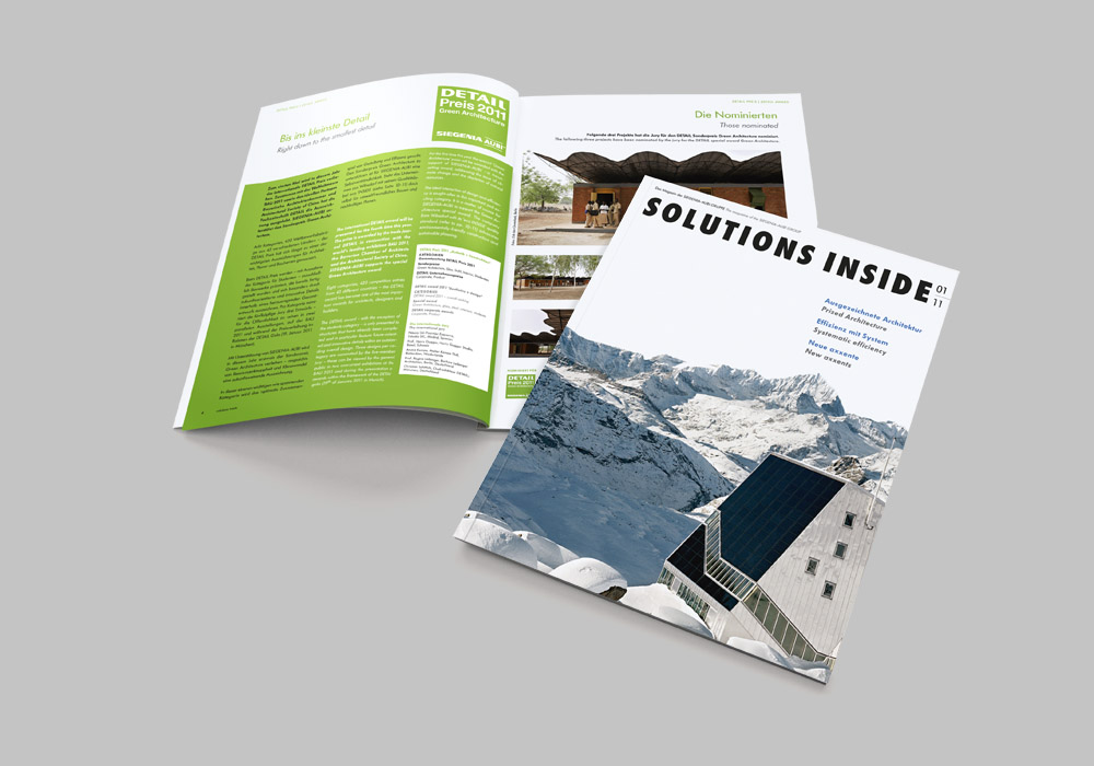 Solution Inside Magazin